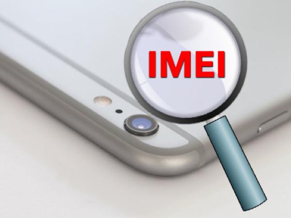 Sửa iPhone 6 mất IMEI, không nhận sim