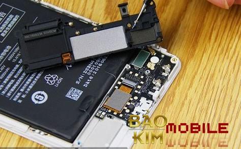 Thay loa trong, loa ngoài Xiaomi Redmi Note 4