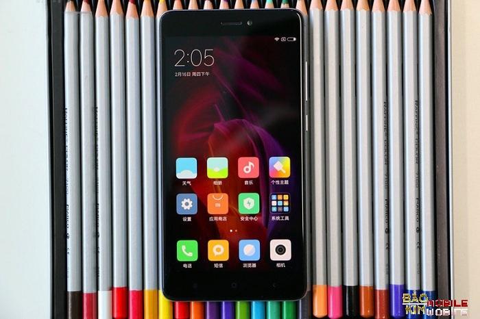 Thay màn hình Xiaomi Redmi Note 4 /  4X