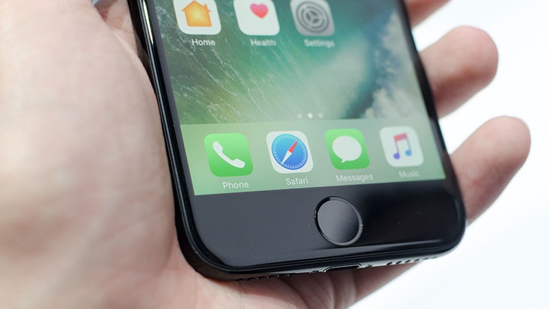 Giá thay nút home iPhone