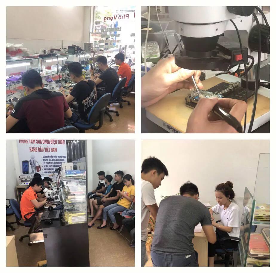 Trung tâm chuyên sửa chữa, thay thế linh kiện - Bảo Kim mobile