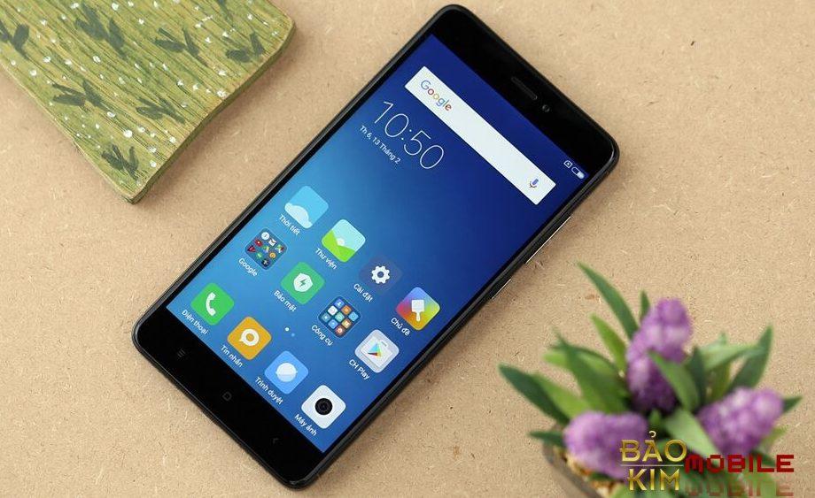 Sửa chân sạc Xiaomi Redmi Note 4 nhanh chóng, giá rẻ.