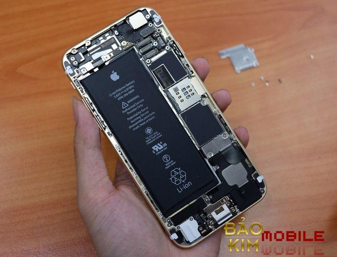 Nên thay main iPhone 6S tại các trung tâm uy tín.