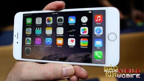 Thay màn hình iPhone 6, tay nghề kỹ thuật rất quan trọng