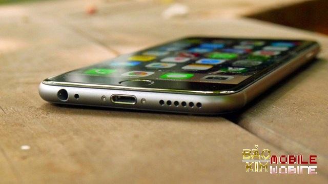 Thay màn hình iPhone 6 Plus khi màn LCD hiển thị đã bị lỗi