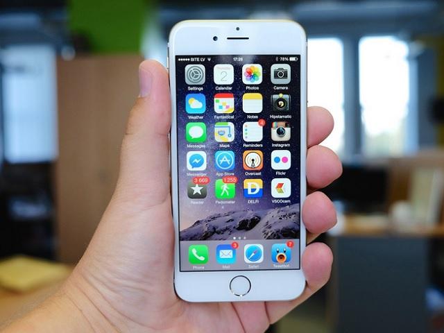 Thay mặt kính iPhone 6 lấy ngay tại Bảo Kim mobile