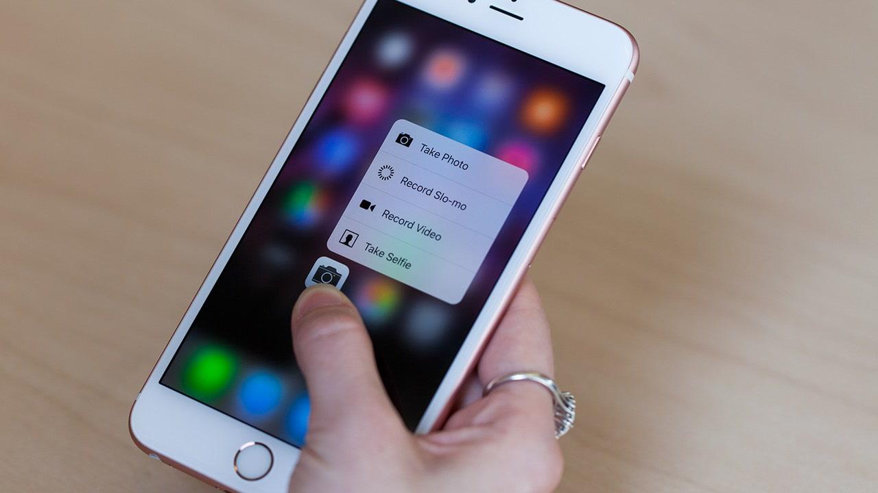 Lựa chọn địa chỉ uy tín để ép kính iPhone 6 Plus