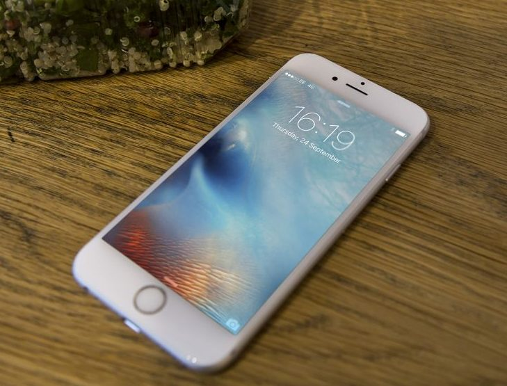 Thay Mặt Kính Iphone 6S giá rẻ, lấy ngay ở Hà Nội