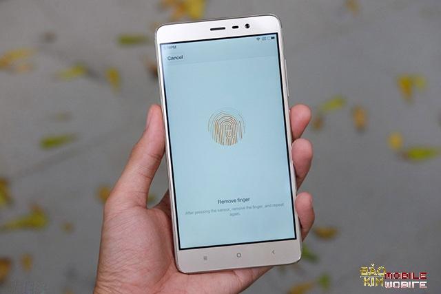 Bảo kim mobile nhận thay kính Xiaomi Redmi Note 3/ 3 Pro tại Hà Nội
