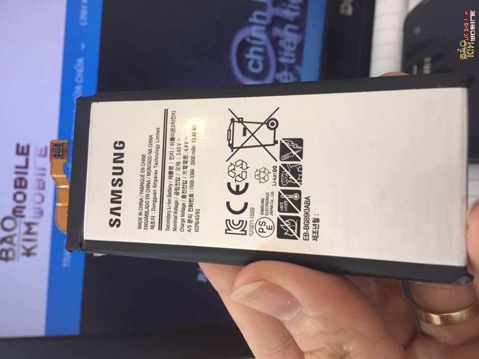 Thay pin Samsung S6 Active