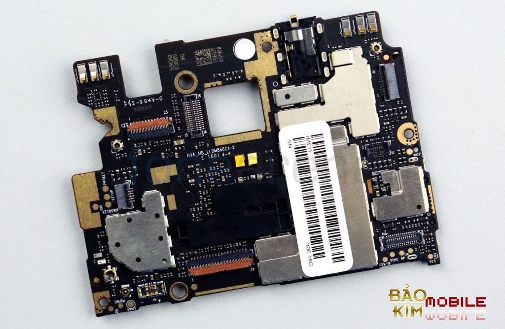Xiaomi Redmi Note 3 Pro treo logo do bị lỗi phần cứng phải sửa chữa trên main mạch