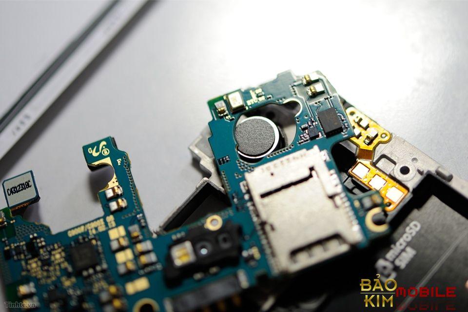 Thay mic Samsung Note 3, 4, 5