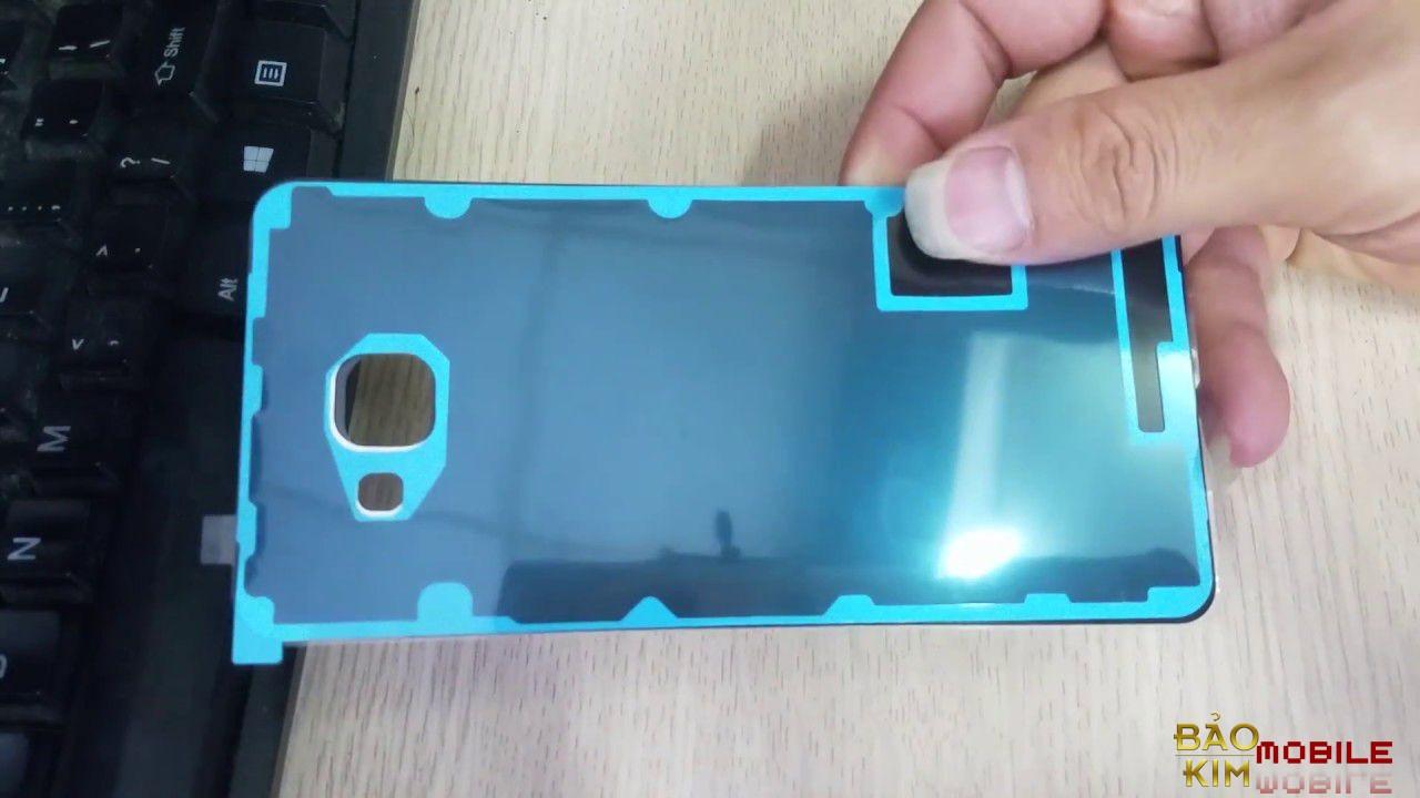 Thay nắp lưng Samsung A3, A5, A7
