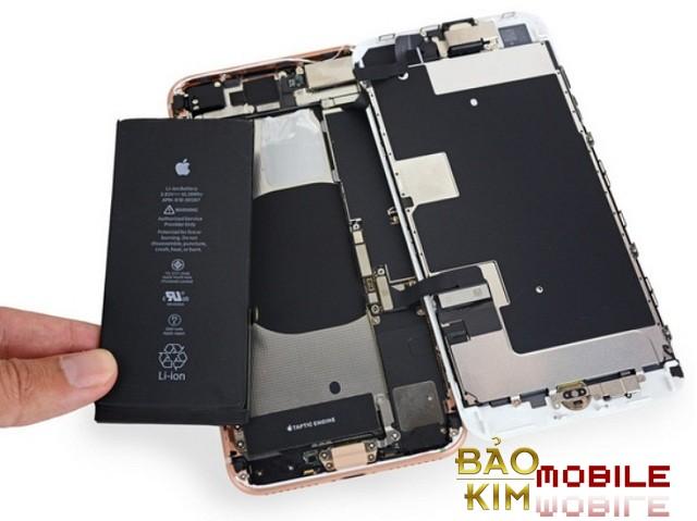 Thay pin iPhone 8 / 8 Plus