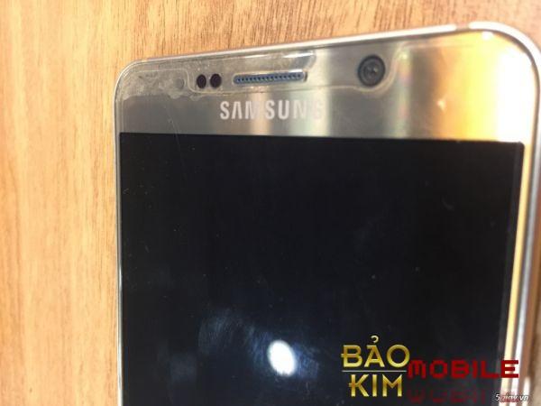 Samsung Note 5 bị bong sơn, tróc thủy