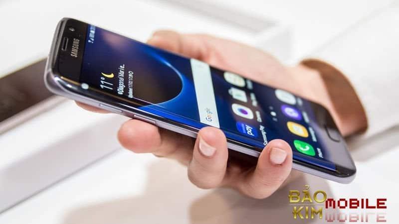 Sửa Samsung S7, S7 Edge mất sạc nhanh