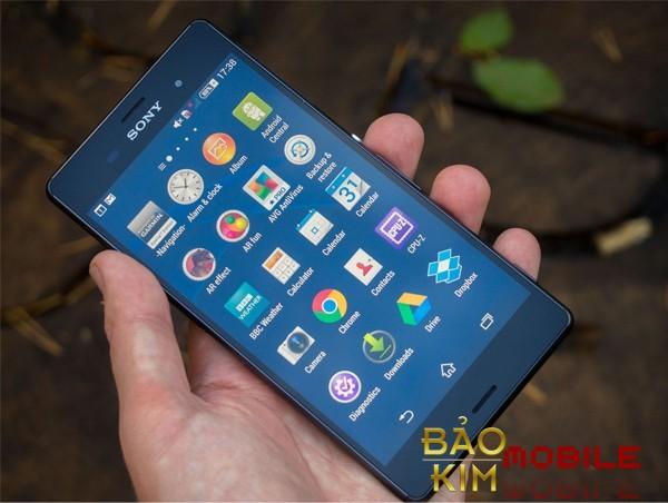 Sửa điện thoại Sony Z3 không lên nguồn