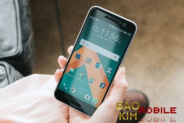 Bảo kim mobile cam kết bảo hành dịch vụ HTC