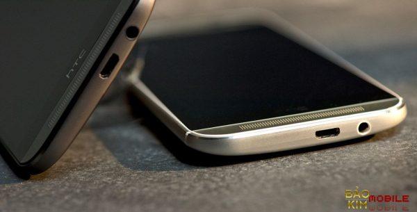 Thay chân sạc HTC One M8, M7 & M9