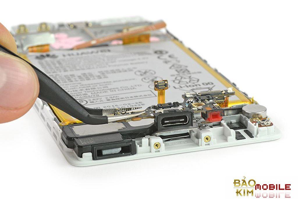 Hình ảnh chân sạc Huawei P9