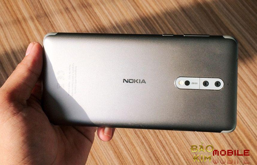 Thay chân sạc Nokia 8 & Nokia 9
