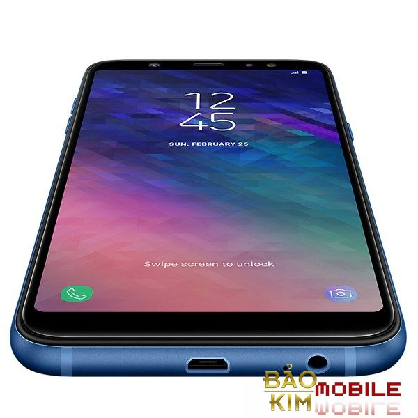 Thay chân sạc Samsung A6 Plus