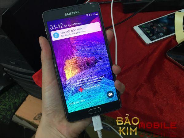 Thay chân sạc Samsung Note 4 lấy ngay tại Bảo kim