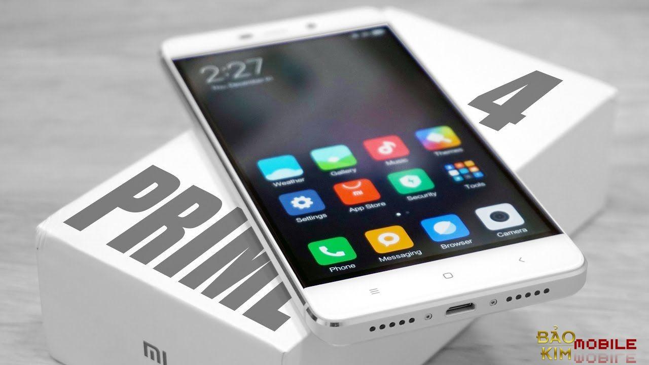 Thay chân sạc Xiaomi Redmi 4 Prime