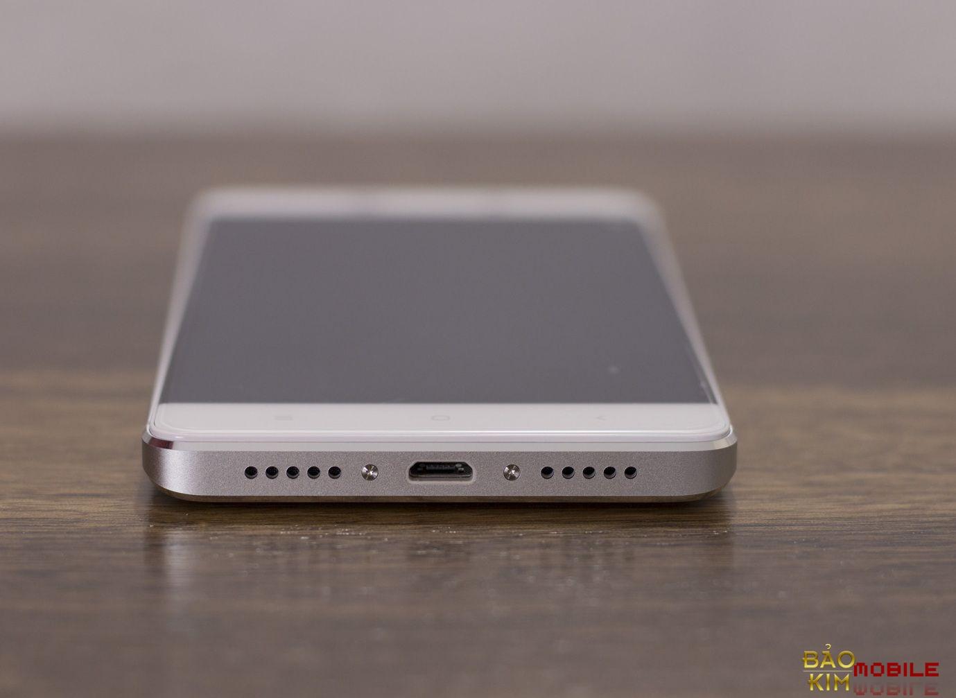 Thay chân sạc Xiaomi Redmi 4, 4X