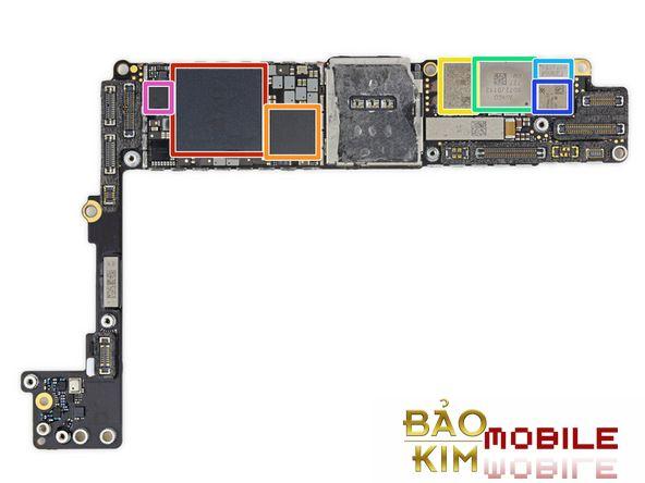 Thay IC nguồn iPhone 8, 8 Plus