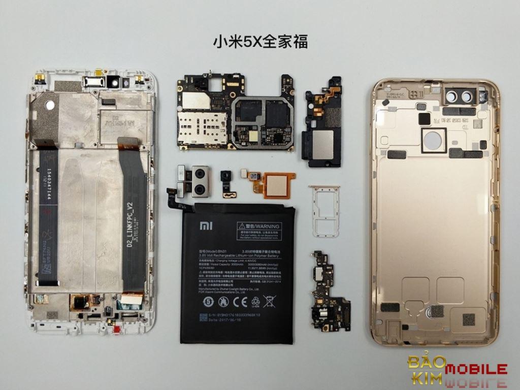 Sửa Xiaomi Mi 5 mất nguồn