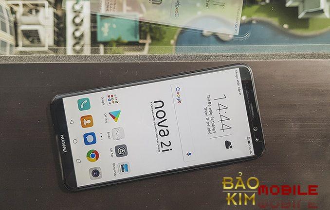 Thay mặt kính Huawei Nova 2i, 2 Lite