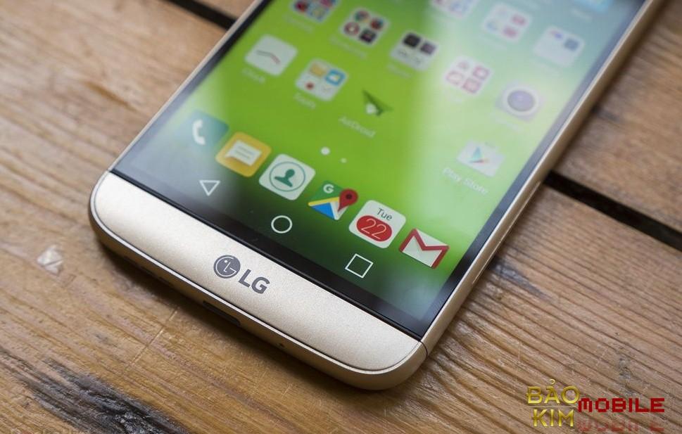 Sau khi ép kính LG G5 đảm bảo đẹp như ban đầu.