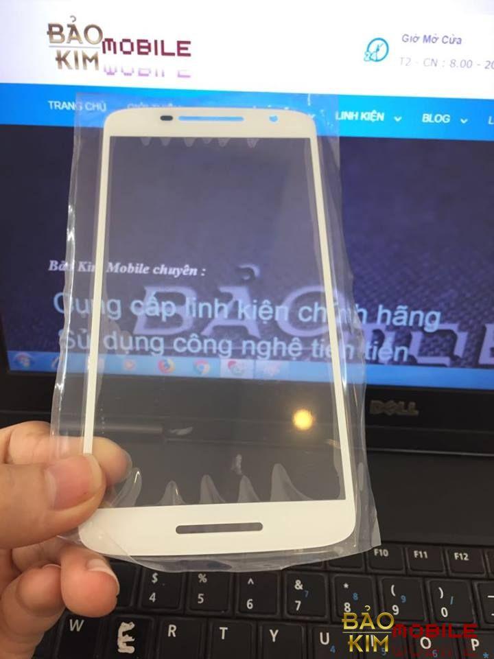 Linh kiện thay mặt kính Motorola X Play