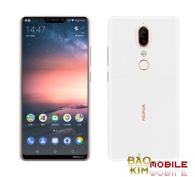Thay mặt kính Nokia X6, 6.1 Plus
