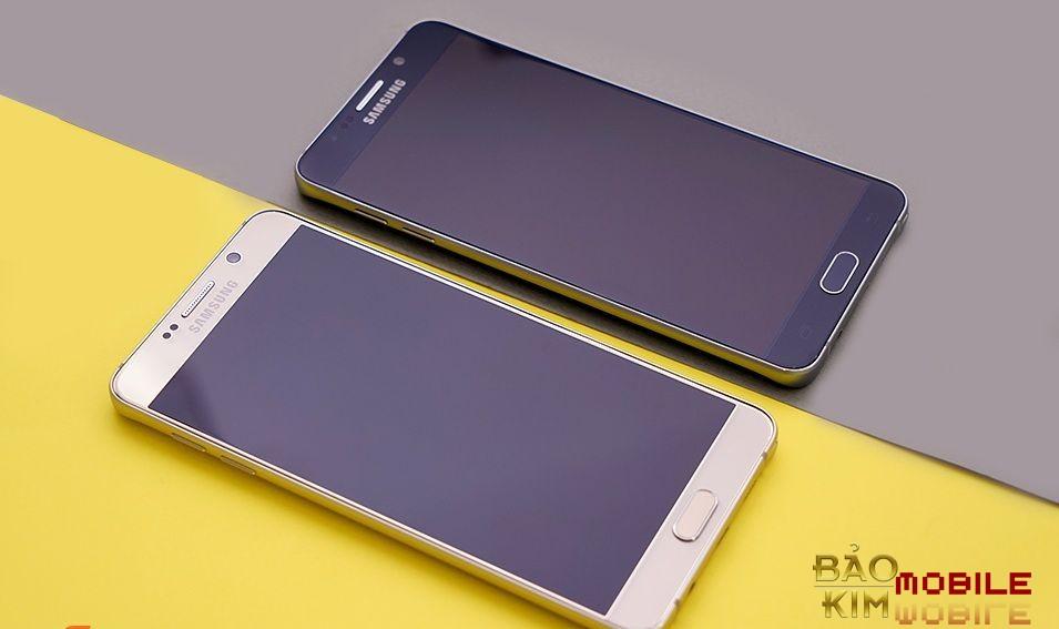 Thay mặt kính Samsung Note 5 lấy ngay tại Bảo kim mobile.