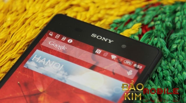 Thay mặt kính Sony Z2 khi chỉ vỡ kính.