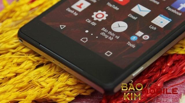 Ép kính Sony Z2 giá rẻ tại Hà Nội