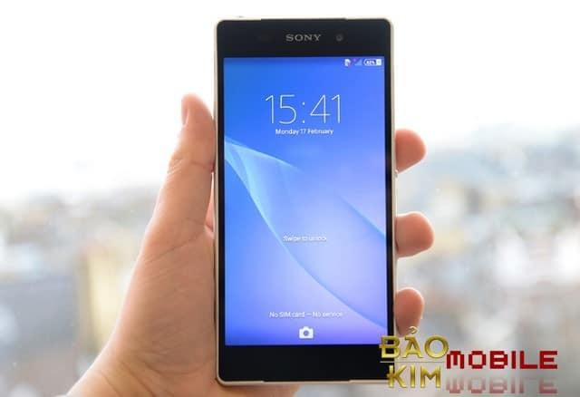 Bảo kim mobile thay mặt kính Sony Z2 lấy ngay