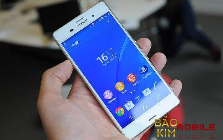 Thay mặt kính Sony Z4, Z4V lấy ngay chỉ có tại Bảo kim mobile