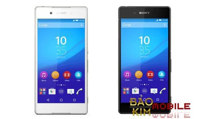 Thay mặt kính Sony Z4, Z4V