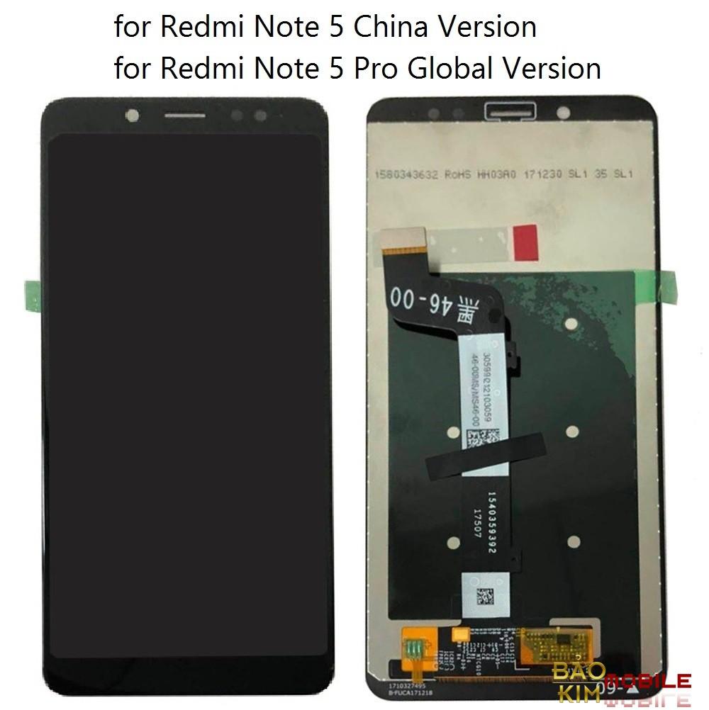 Thay mặt kính Xiaomi Redmi Note 5 Pro | Plus