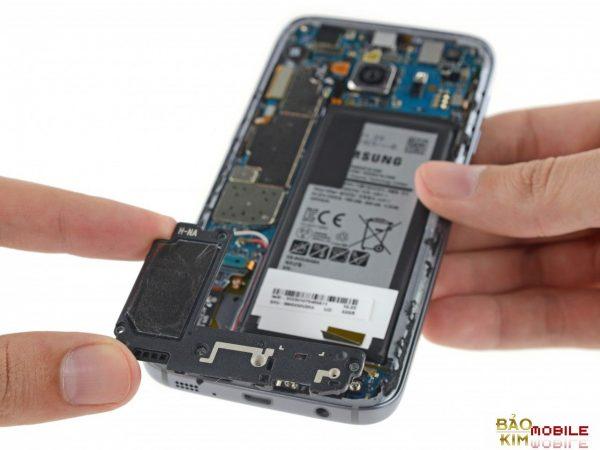 Thay mic Samsung S7 Edge giá rẻ tại Hà Nội