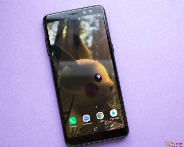 Thay mic Samsung A8, A8 Plus