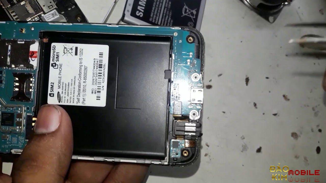 Thay mic Samsung J5 lấy ngay tại Hà Nội