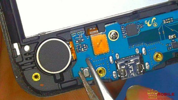 Thay mic Samsung J7