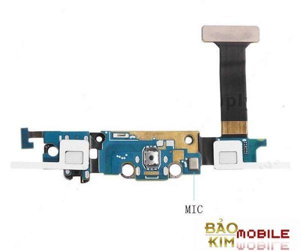 Thay mic Samsung S6, S6 Edge