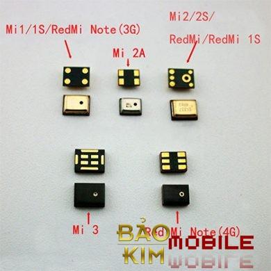 Thay Mic Xiaomi Redmi Note 3 / 3 Pro