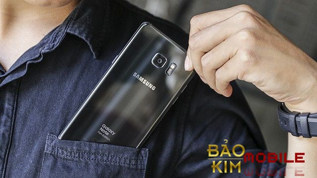 Thay nắp lưng Samsung Note FE (Note 7)