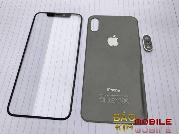 Thay nắp lưng iPhone X, Xr, Xs, Xs Max